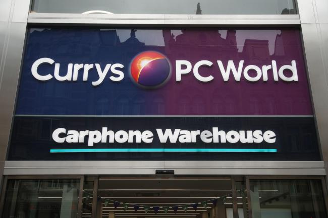 Dixons Carphone
