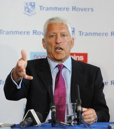 Rovers chairman Mark Palios is considering his options following Tranmere's relegation, including legal action