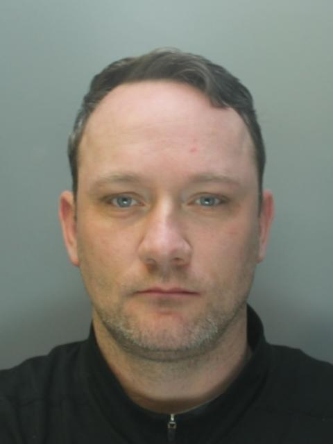 Tony Gath has been jailed for two and a half years. Photo: Merseyside Police