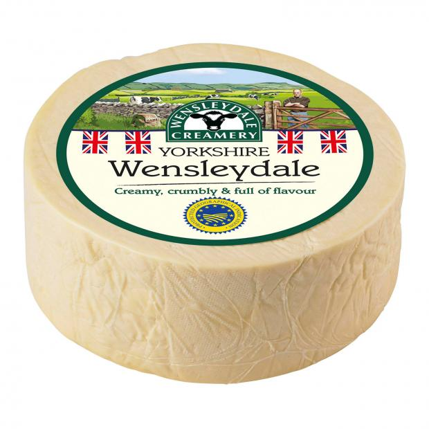 Wirral Globe: Wensleydale cheese. Picture credit: Wensleydale Creamery
