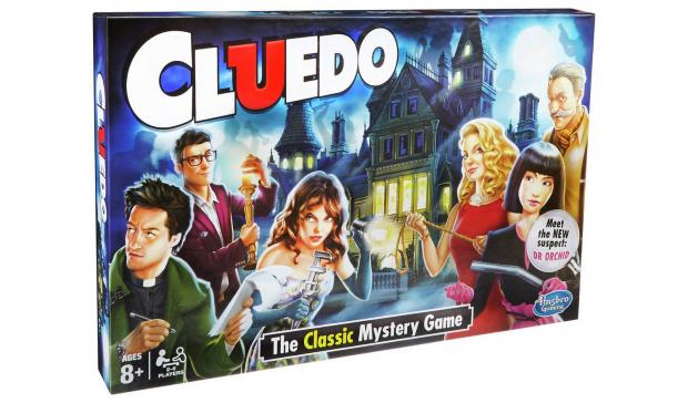 Wirral Globe: Cluedo board game. Picture: Hasbro Gaming