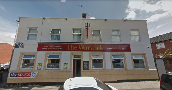 The former Warwick pub on Westbourne Road. Photo: Google Maps / Street view