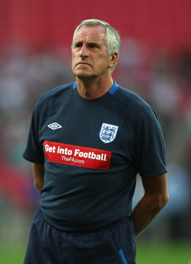 Wirral Globe: After retiring from playing, Ray Clemence went on to coach England's goalkeepers. Photo: PA Sport