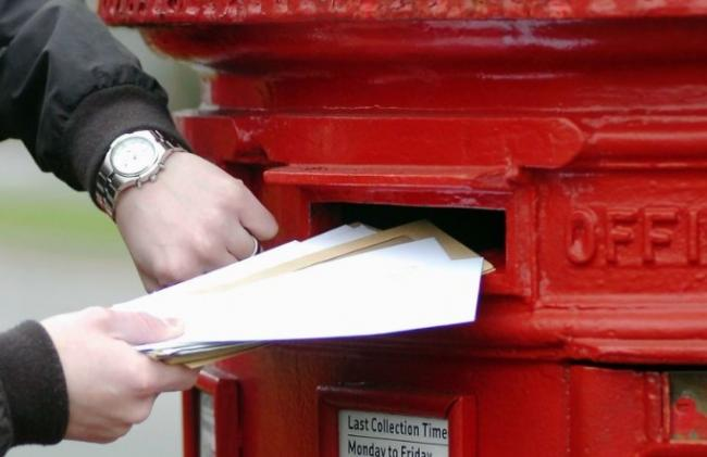 Some residents in Liscard said they haven\'t received any post in several days