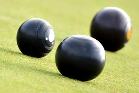 CROWN GREEN BOWLS: Two-in-a-row for Harrison