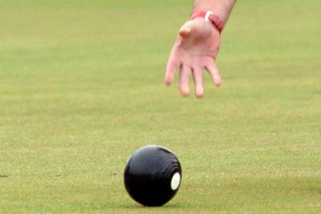 CROWN GREEN BOWLS: Winter Flyers victory for Harrison